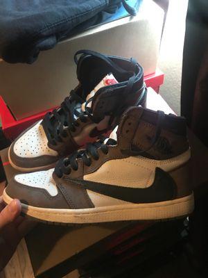 Jordan 1 Travis Scott Size 8 for Sale in Alta Loma, CA