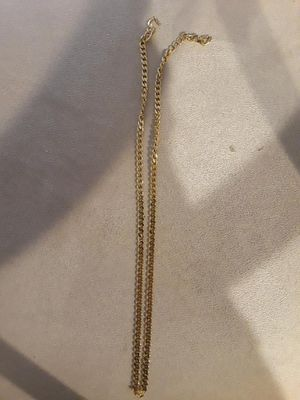 Stunning 18 Carat gold chain for Sale in San Diego, CA