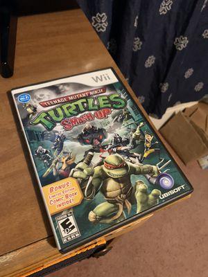 Teenage mutant ninja turtles smash up for Sale in Westfield, MA