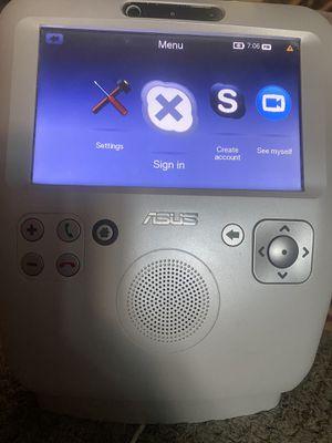 ASUS Skype Videophone Touch Screen for Sale in Harrisonburg, VA
