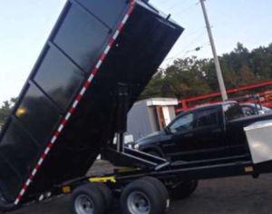 2007 Custom Built Dump Trailer for Sale in Columbus, OH