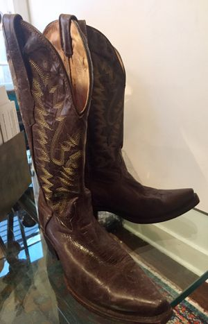 Women's Leather Western Boots - Cowboy Boots for Sale in Houston, TX
