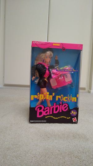 Rappin' Rockin' Barbie for Sale in Anaheim, CA