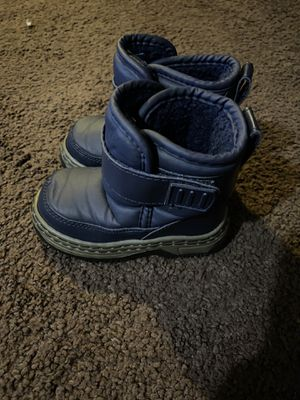 Circo Size 6 blue snow rain boots toddler for Sale in Torrance, CA