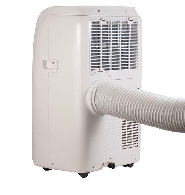 BLACK + DECKER 14000 BTU Portable Air Conditioner Unit, Remote, LED Display