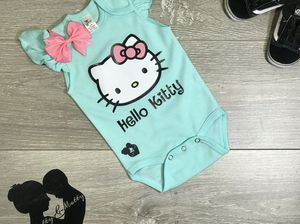 Baby Girl Onesie Hello Kitty $15 for Sale in Paramount, CA