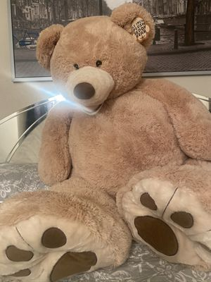 53 inch plush Teddy Bear 🧸 for Sale in Davis, CA