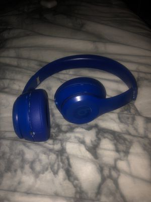 Blue solo beats 3 for Sale in New York, NY