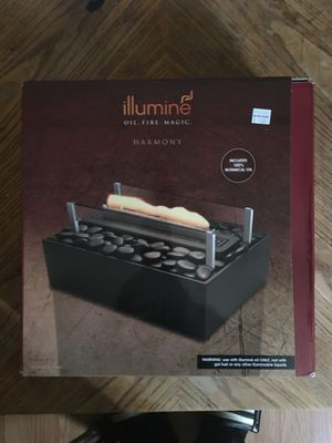 Illumine Harmony Table Fireplace for Sale in Lowell, MA
