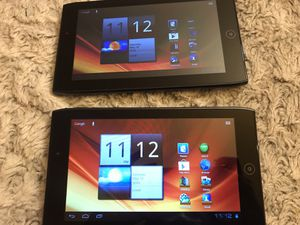 Acer 7in tablet A100 with HDMI port for Sale in Las Vegas, NV