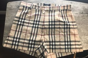 Burberry Shorts for Sale in Perris, CA