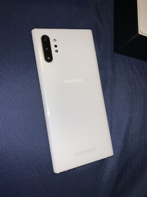 Samsung Galaxy Note 10+ 256gb (Sprint) for Sale in Livermore, CA