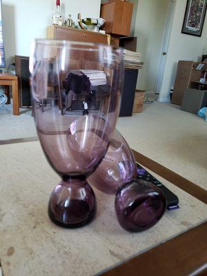 Lot of 19 pieces Miscellaneous Vintage Glass for Sale in Arlington, VA