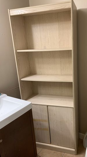 Free Mattress box spring book shelf for Sale in Silver Spring, MD