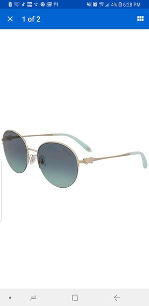 Tiffany sunglasses new for Sale in Lakeside, AZ