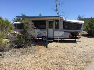 Fleet wood Mesa PopUp Camper for Sale in San Diego, CA