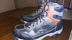 Hytest steel toe work boots insulated for Sale in Benbrook, TX