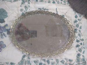 Vintage glass tray...... for Sale in Philadelphia, PA