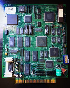 Espgaluda PCB arcade board Jamma video game for Sale in Upland, CA