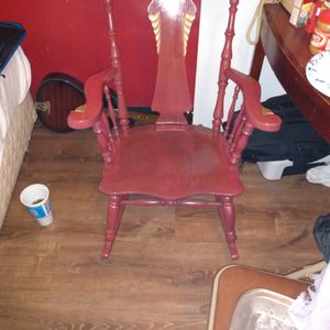Antique Rocking Chair for Sale in Sicklerville, NJ
