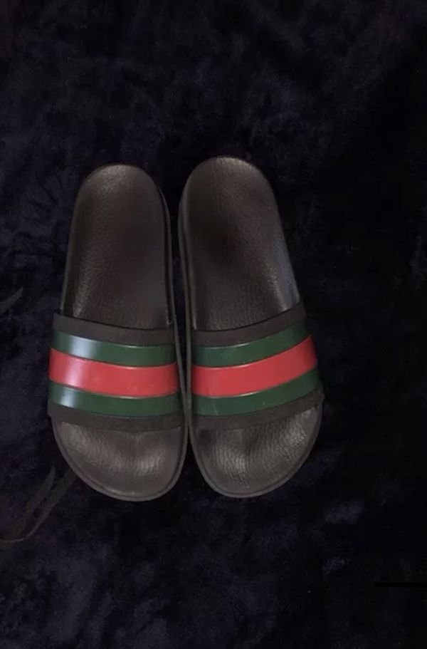 a87f82bbb Gucci Men Pursuit Flip Flop/ Slides size 44 for Sale in Charlotte ...