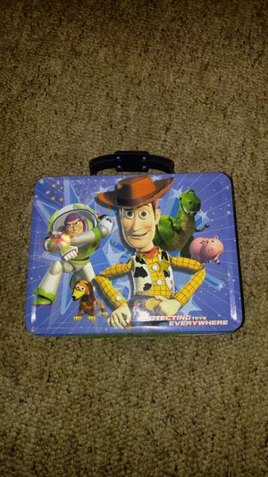 Toy Story Tin Lunch Box for Sale in Damascus, MD
