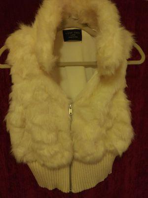 Fur Vest Large for Sale in Citrus Heights, CA