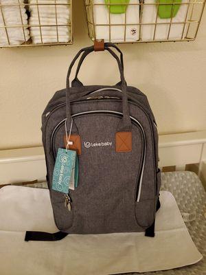 Diaper bag backpack for Sale in Hillsboro, OR