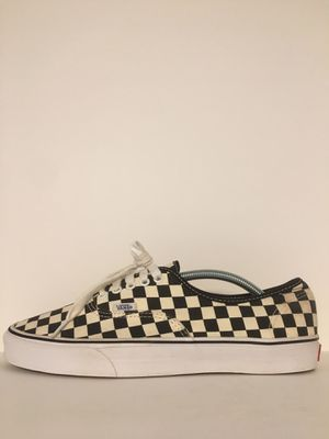 Authentic Checkered Vans for Sale in Edmond, OK