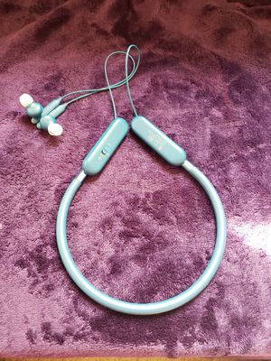 Samsung Uflex earphones blue for Sale in Arlington, VA