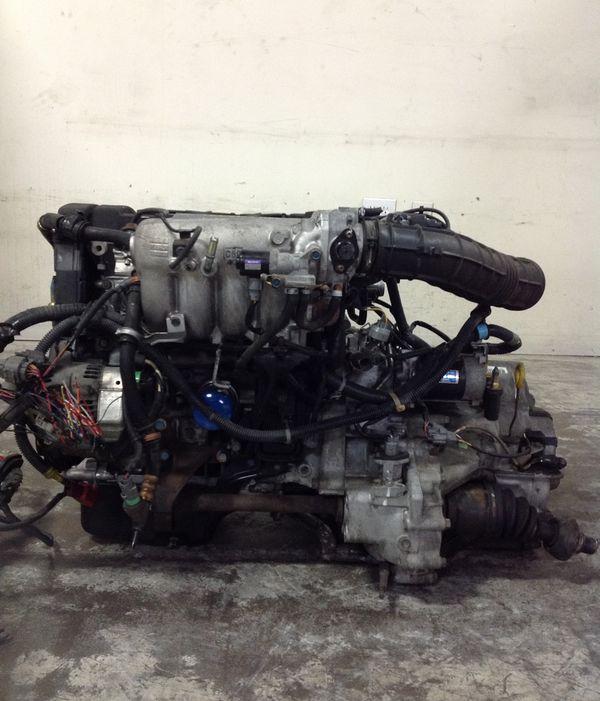 JDM 92-95 Honda Acura DOHC Engine With Automatic