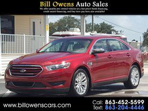 2015 Ford Taurus for Sale in Avon Park, FL
