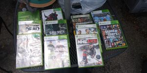 Xbox 360 games for Sale in Lake Wales, FL