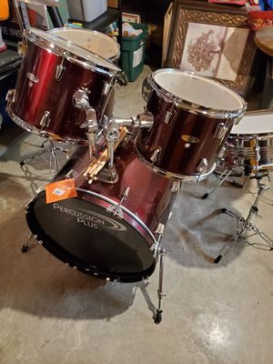 Percussion Plus acoustic Drum set for Sale in Martinsburg, WV