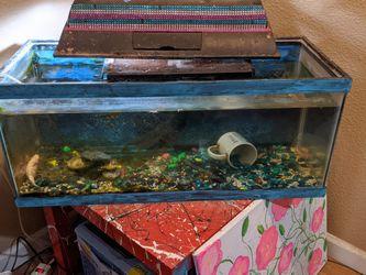 10 Or 15 Gallon Fish Tank for Sale in Morgan Hill,  CA