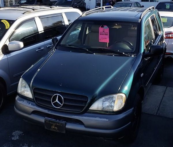 1998 Mercedes-Benz ML320 for parts