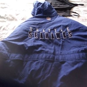 Seattle Seahawks coat With Hood for Sale in Marysville, WA