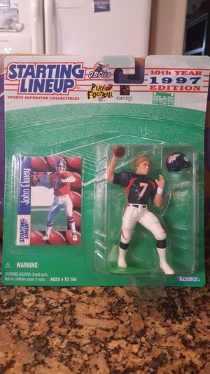 1997 Starting lineup John Elway for Sale in AZ, US