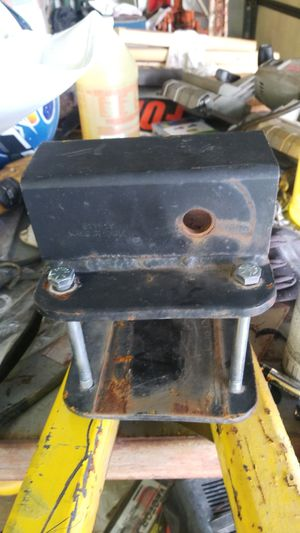 "Camper trailer hitch 2"" fits 4x4 bumper for Sale in Granite City, IL"
