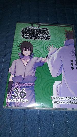 NARUTO DVD for Sale in Jacksonville, TX