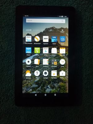 Amazon Fire Tablet ( 5th Generation ) for Sale in Missouri City, TX