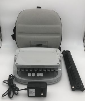 Stenograph Wave Student Writer w/ carrying case, charger and tripod- AS-IS for Sale in Fort Leonard Wood, MO