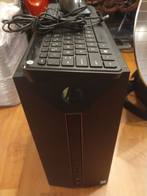 HP gaming PC GTX 1060 monitor bundle for Sale in Garden Grove, CA