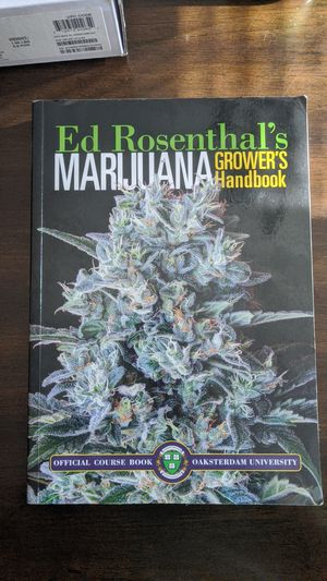 Ed Rosenthal's growers handbook for Sale in Commerce City, CO