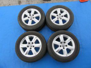 "18"" Audi Q7 rims wheels tires for Sale in Miami, FL"