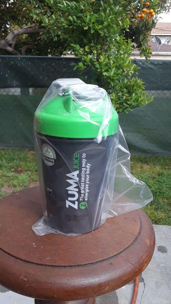 20 oz. Zuma blender bottle..$3
