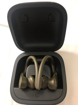 Dre Powerbeats Pro Moss color totally wireless bluetooth for Sale in Las Vegas, NV