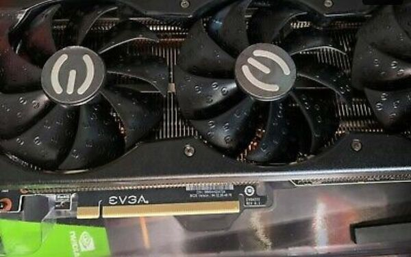 EVGA GeForce RTX 3080 XC3 ULTRA GAMING, 10GB GDDR6X, iCX3 Cooling, (USED)