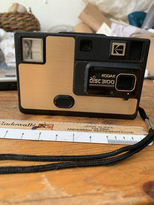 Kodak Disc 3100 vintage camera for Sale in Lancaster, PA