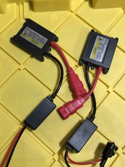 Brand New HID 35w Ballast Set Of 2 for Sale in Des Moines,  WA